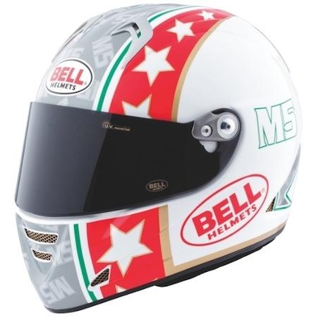 Déco 2012: Bell M5X Star