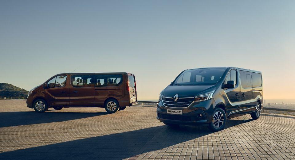 Renault : quelques nouveautés sur les utilitaires et surtout nouveau Kangoo en concept