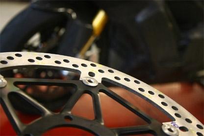 Nouveau Superbike Ducati : les premières photos.
