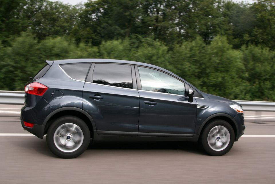 Ford Kuga - Nissan Qashqai - Renault Koleos - Volkswagen ...