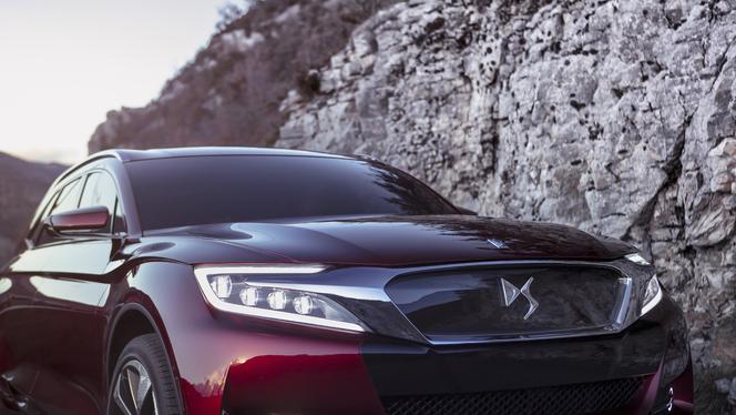 Citroën « Wild Rubis » : le crossover DS se dévoile