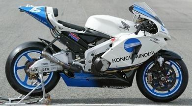 Moto GP: Nakano aura une Honda en Michelin