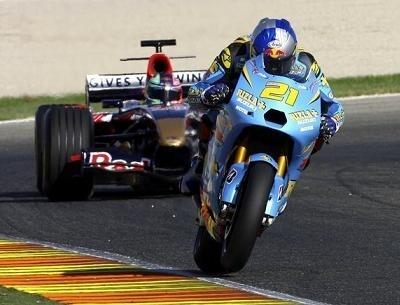 Moto GP: Rencontre à Valence