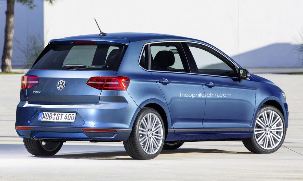 Future Volkswagen Polo Comme 231 A