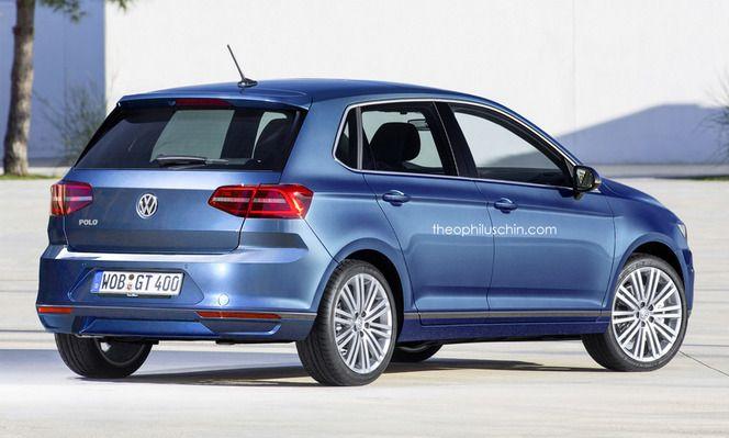 Future Volkswagen Polo : comme ça ?