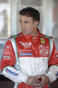 Alesi prêt à intégrer AF Corse pour le LMS et les 24h du Mans