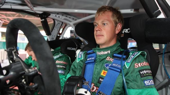 WRC Suède SS1 : P.G Andersson en tête, la belle histoire continue pour le suédois