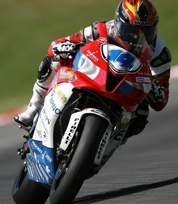Supersport - Honda: Lagrive chez Althea !