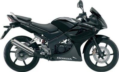 Nouveauté 2007 : Honda CBR 125