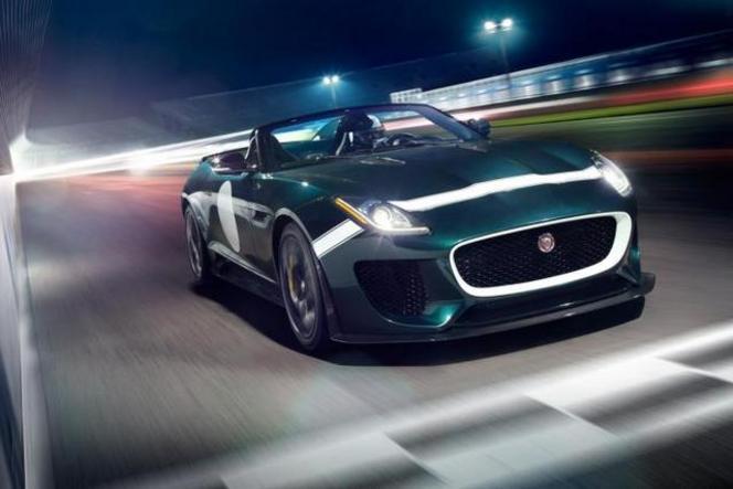 Jaguar Project 7 : les 65 exemplaires anglais déjà vendus