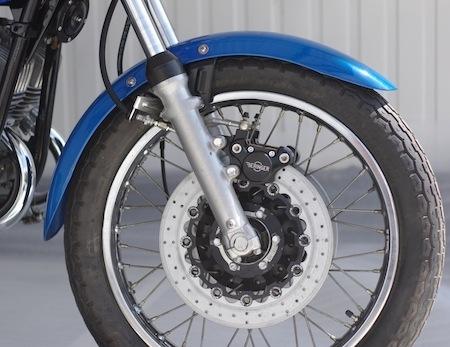 Beringer: des freins pour la Kawasaki H2