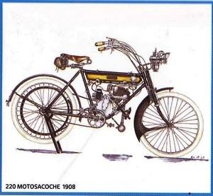 Calendrier moto 2010 ; version « limousine »…