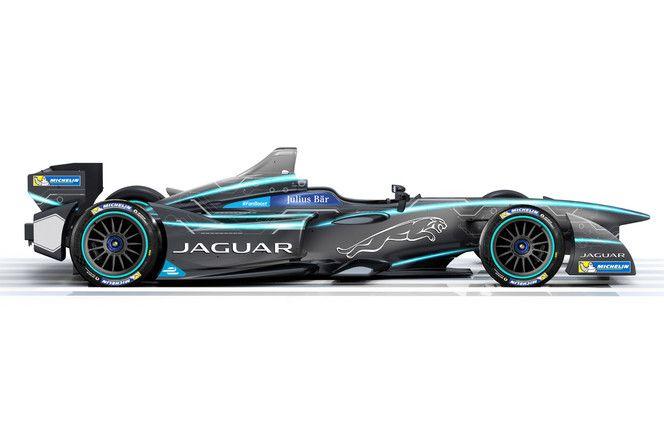 Jaguar s'engage officiellement en Formula E et revient en sport auto