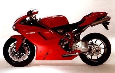 Ducati 1 098: La version intégrale