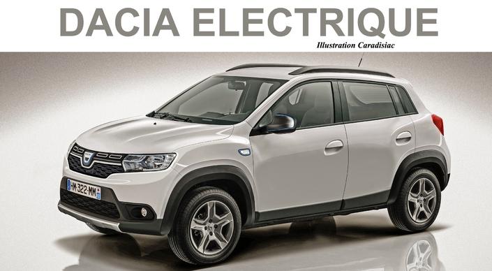 Une Dacia électrique en 2021!
