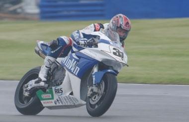 Superbike: Bertocchi choisit Muggeridge