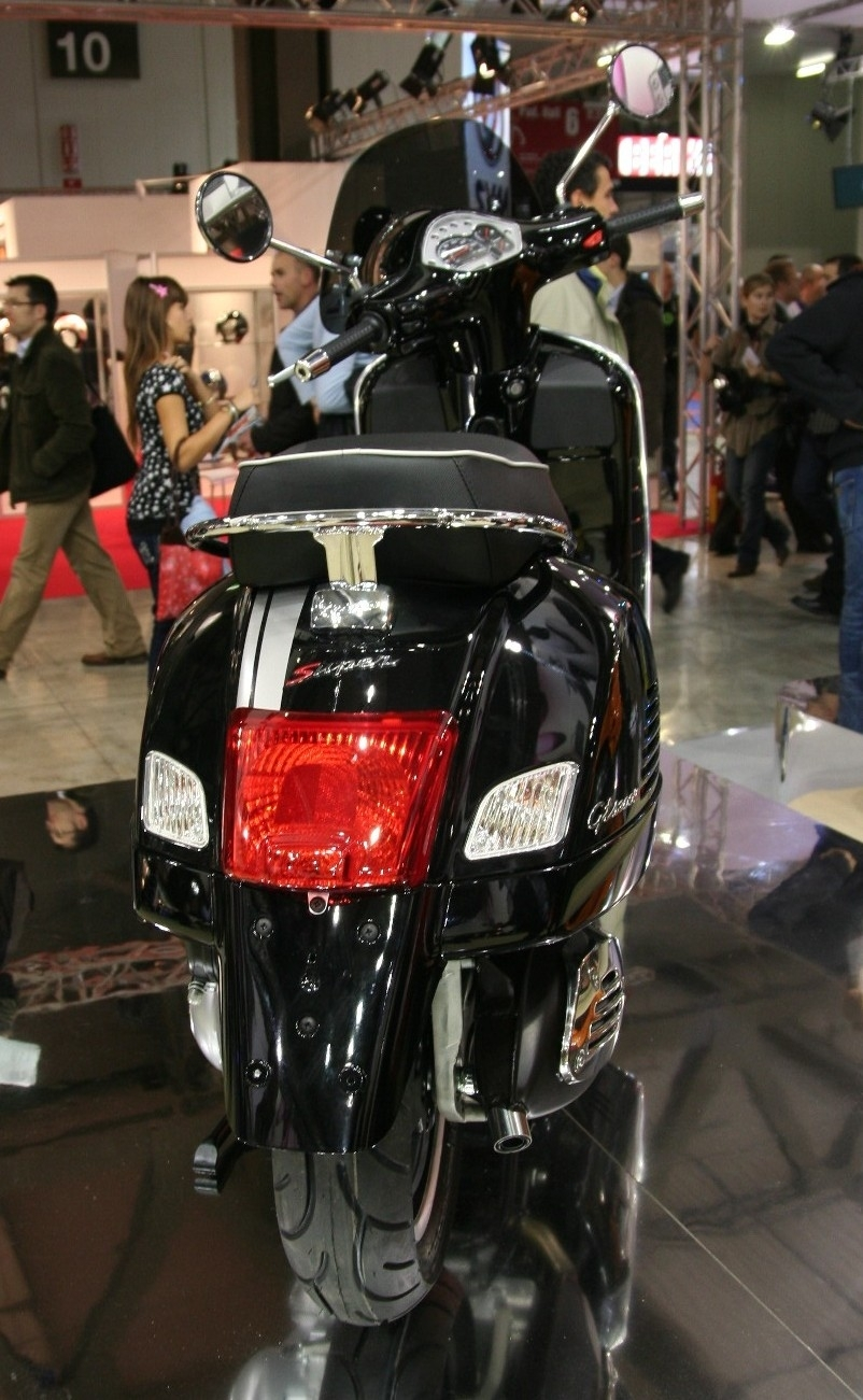 Salon de Milan 2008 en direct : Vespa