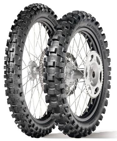 Dunlop: la gamme Geomax s'enrichit de nouvelles dimensions (18 pouces)
