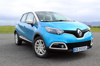 Renault Captur - En avant-première, les photos de l'essai