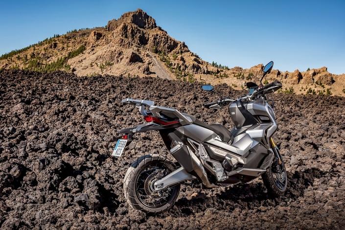 Essai Honda X-ADV 2018 : A2 compatible et mieux contrôlé