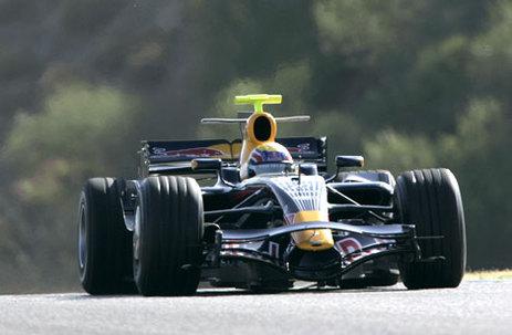 Essais F1 Jerez Jour 3 : le coup de corne vient de Webber