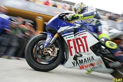 Moto GP - Yamaha: Avec la Fiat pour deux ans de plus