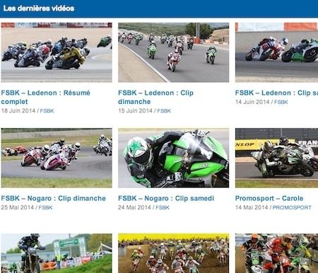 FFM: la web TV du sport moto rien que pour vous