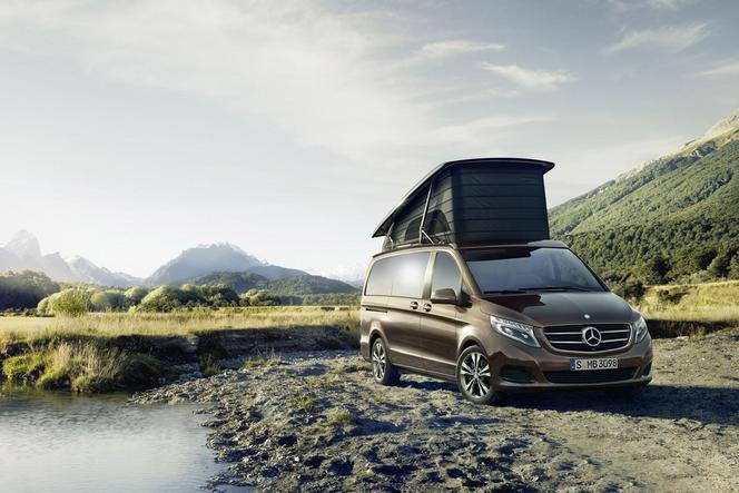 Mercedes renouvèle son Marco Polo