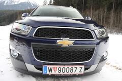 Essai vidéo -  Chevrolet Captiva restylé : le même en mieux