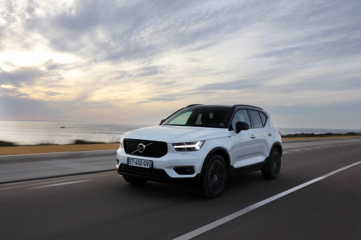 le volvo xc40 arrive en concession swede heart. Black Bedroom Furniture Sets. Home Design Ideas