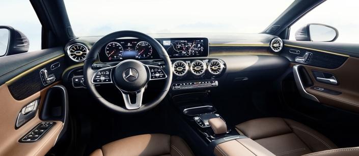 Mercedes Classe A 2018 : les premières images en direct de la présentation