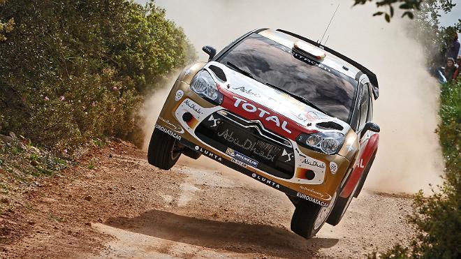 WRC Portugal : Dani Sordo (Citroën) le plus rapide en qualification