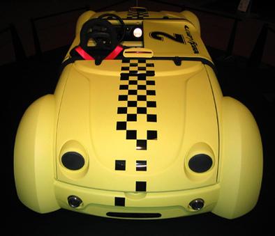 Speedy Lemon Concept: Pep in Zest