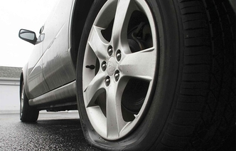 Un pneu perd naturellement 20% de pression par an.