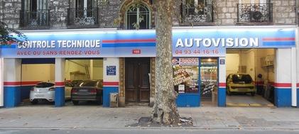 Le contrôle technique permet un check-up des autos de plus de 4 ans.