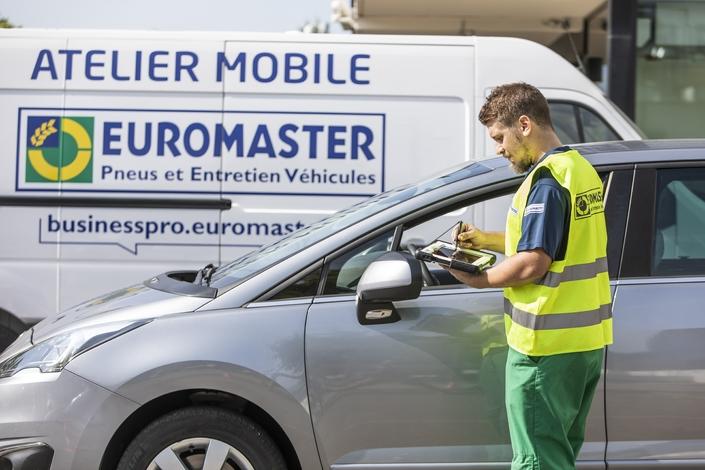 Euromaster propose depuis peu des pré-visites de contrôle.