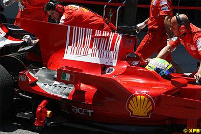 Formule 1 - Ferrari: La Scuderia travaille aussi son aéro