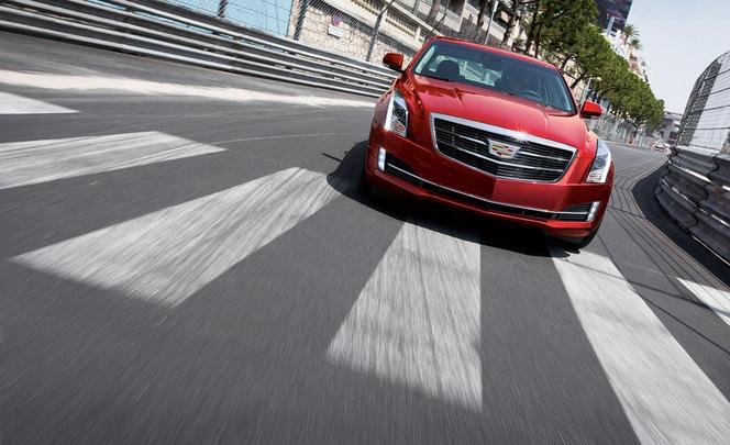 Cadillac fait légèrement évoluer son ATS