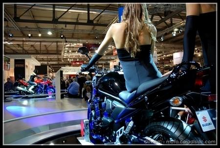 Salon de Milan 2008 en direct : Suzuki Bandit 650 et 650 S
