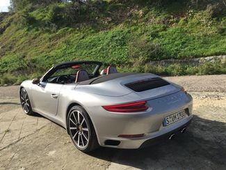 Porsche 911 restylée: en avant-première, les photos de l'essai