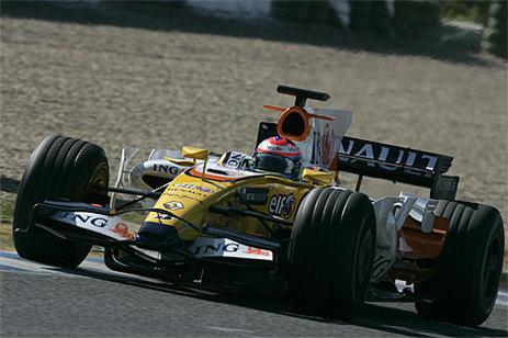 Essais F1 Jerez Jour 4 : Kova devance Bourdais