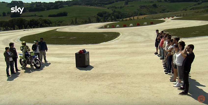 MotoGP : Valentino Rossi accueille MasterChef
