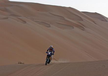 Cyril Despres remporte l'UAE Desert Challenge