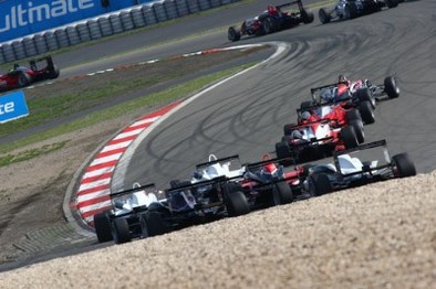 F3 Euro Series au Nürburgring: Nico la menace!