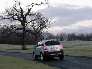 Essai - Opel  Antara : un second souffle