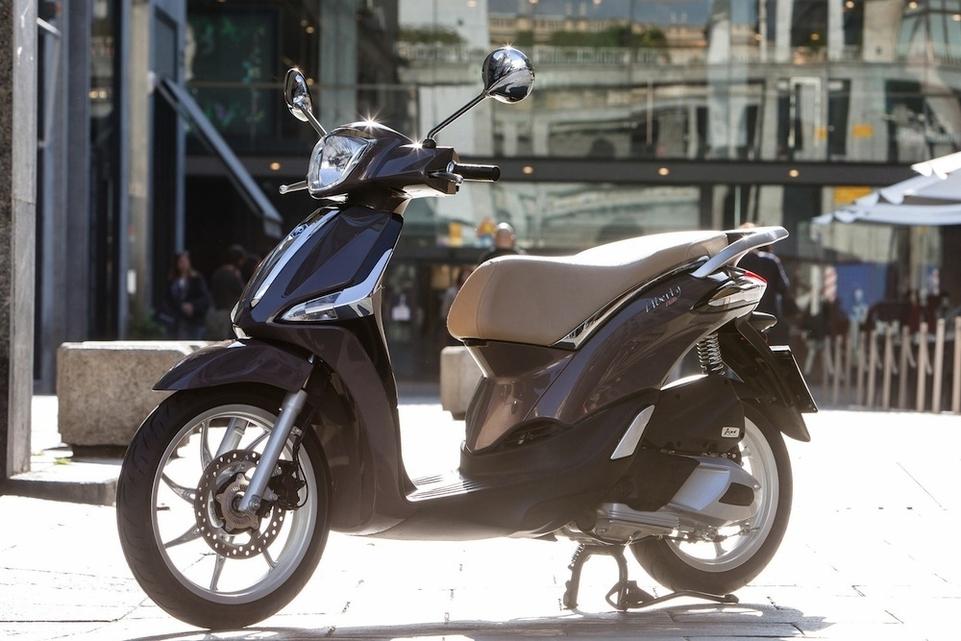 Essai Piaggio Liberty 125 2016 : une génération modernisée