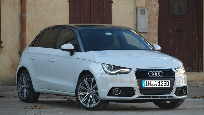 audi a1 sportback 5 porte auto design tech. Black Bedroom Furniture Sets. Home Design Ideas