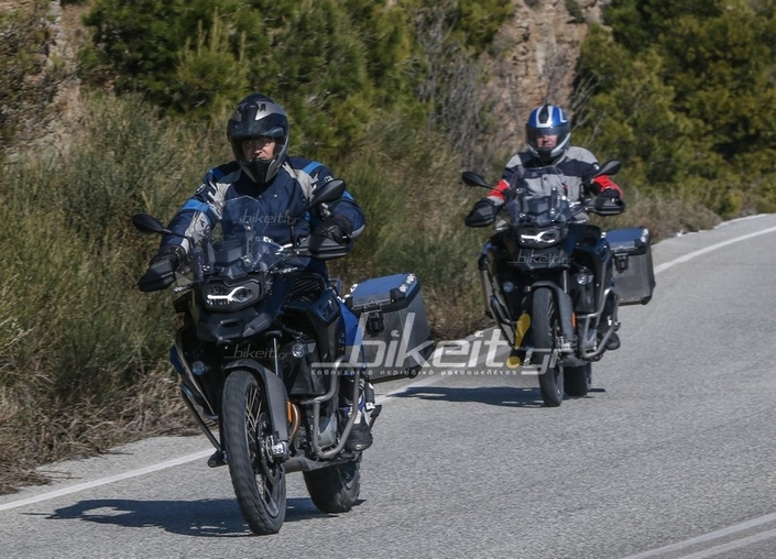 BMW : la 850GS Adventure 2018 surprise en liberté
