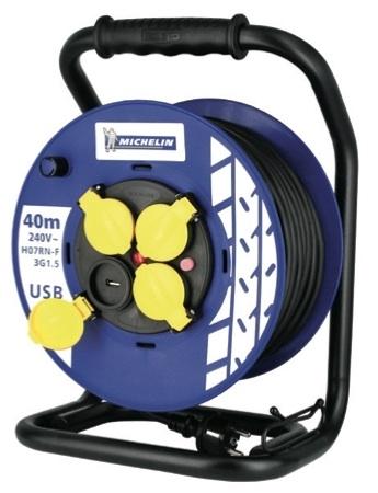 Michelin se lanse dans l'éclairage et l'alimentation électrique
