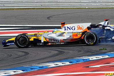 """Formule 1 - Alonso: """"L'an prochain, je me battrai pour le titre"""""""